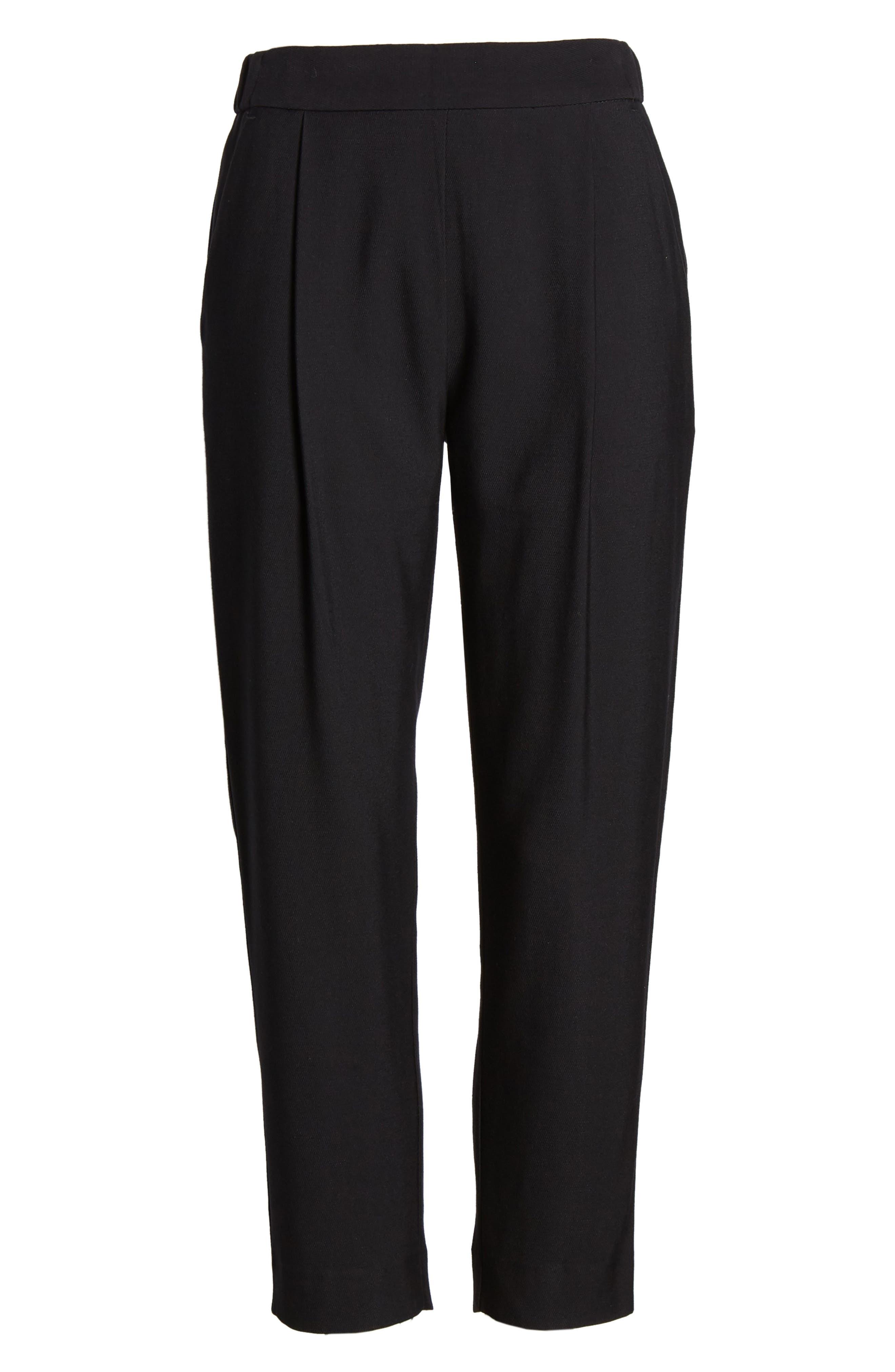 Allsaints Pants Aleida Crop Trousers