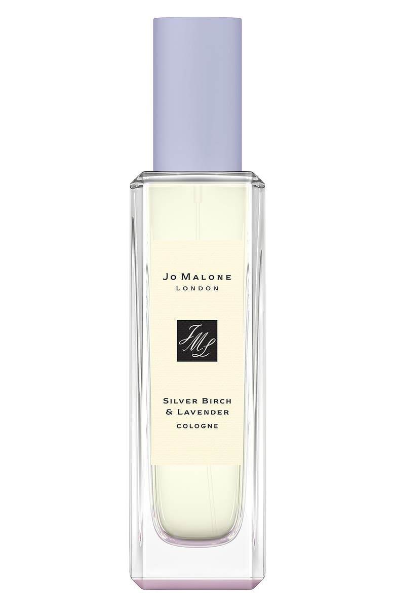 JO MALONE LONDON<SUP>™</SUP> Silver Birch & Lavender Cologne, Main, color, 000
