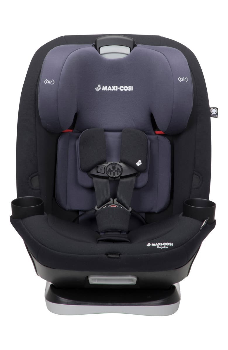 MAXI-COSI<SUP>®</SUP> Magellan 2018 5-in-1 Convertible Car Seat, Main, color, MIDNIGHT SLATE
