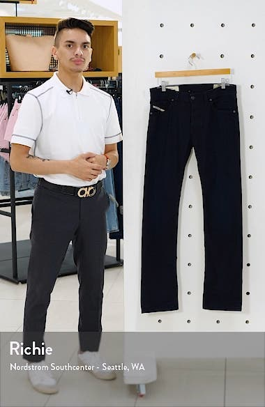 Larkee Relaxed Fit Straight Leg Jeans, sales video thumbnail
