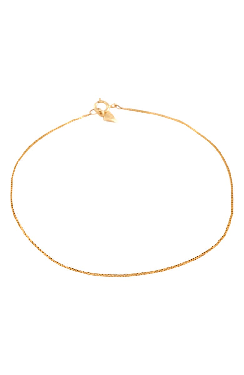 LOREN STEWART Fairy Floss Bracelet, Main, color, GOLD