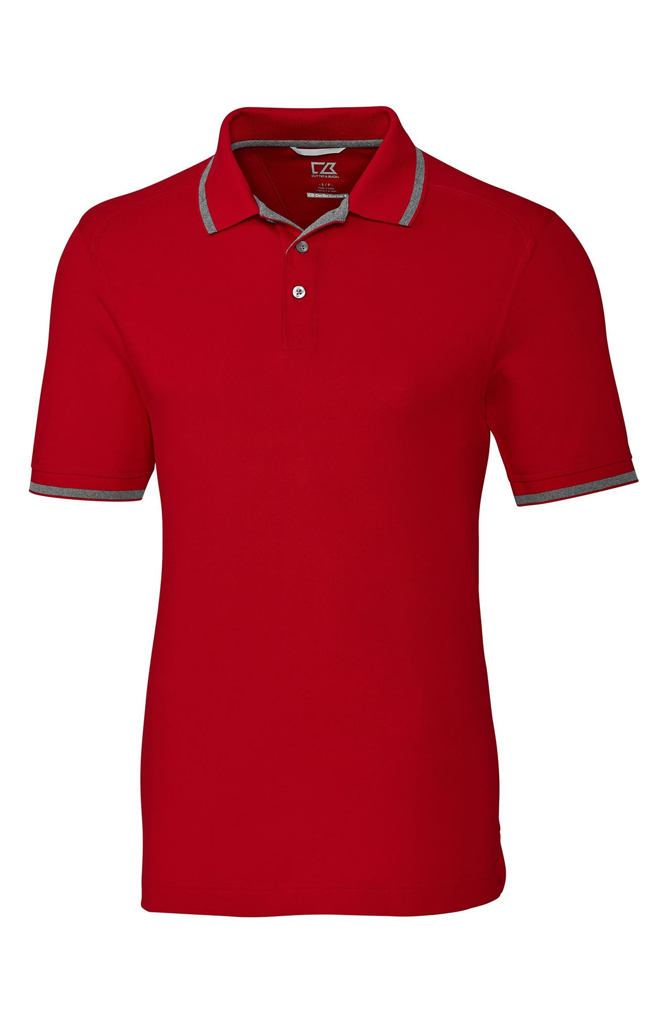 Tipped Drytec Polo