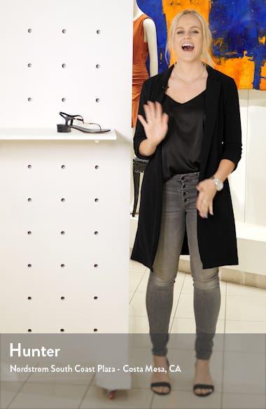 Cayla T-Strap Sandal, sales video thumbnail