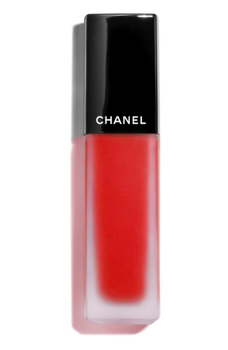 CHANEL ROUGE ALLURE INK Matte Liquid Lip Colour, Main, color, 222 SIGNATURE