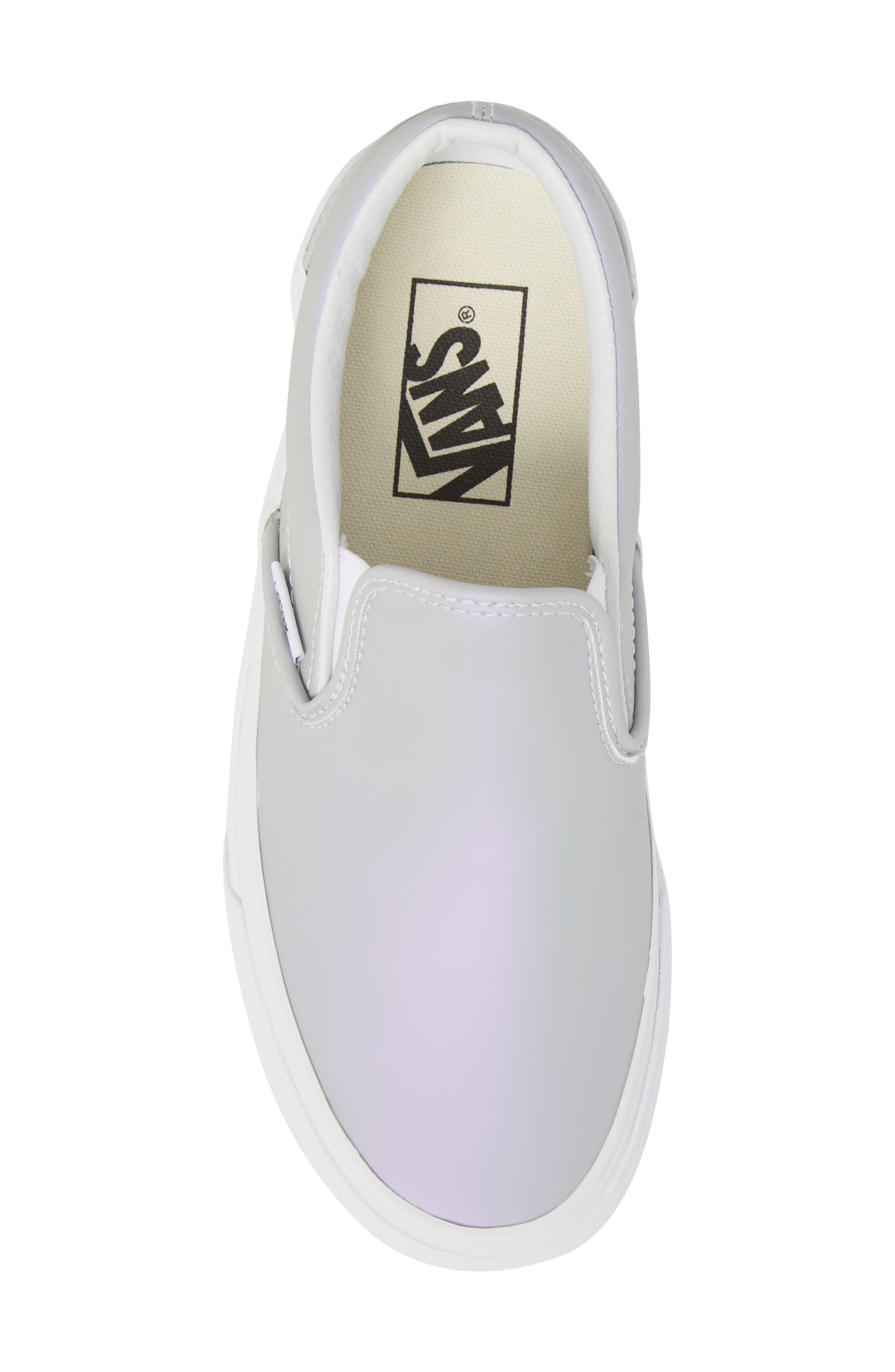 ,                             Classic Slip-On Sneaker,                             Alternate thumbnail 91, color,                             030