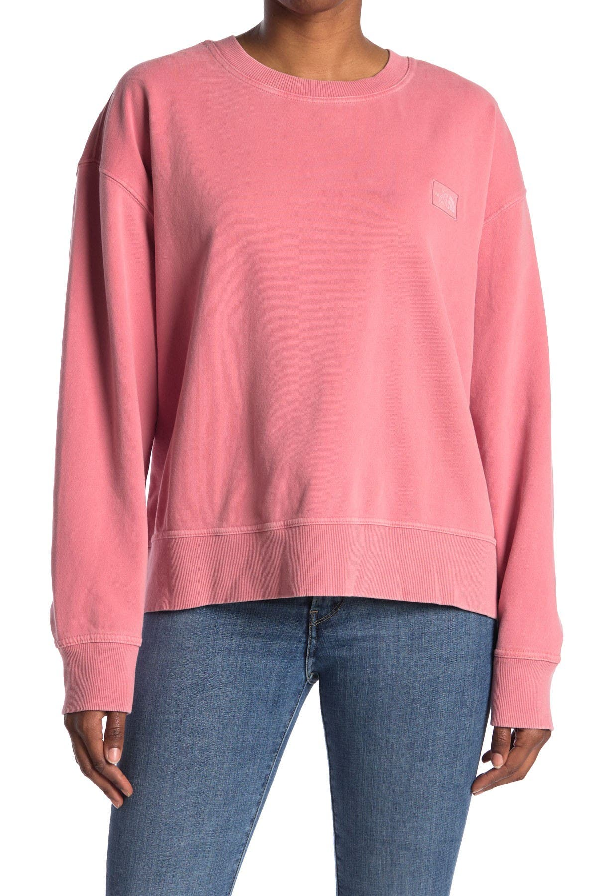 Image of The North Face Bekeley Crew Neck Pullover Sweatshirt