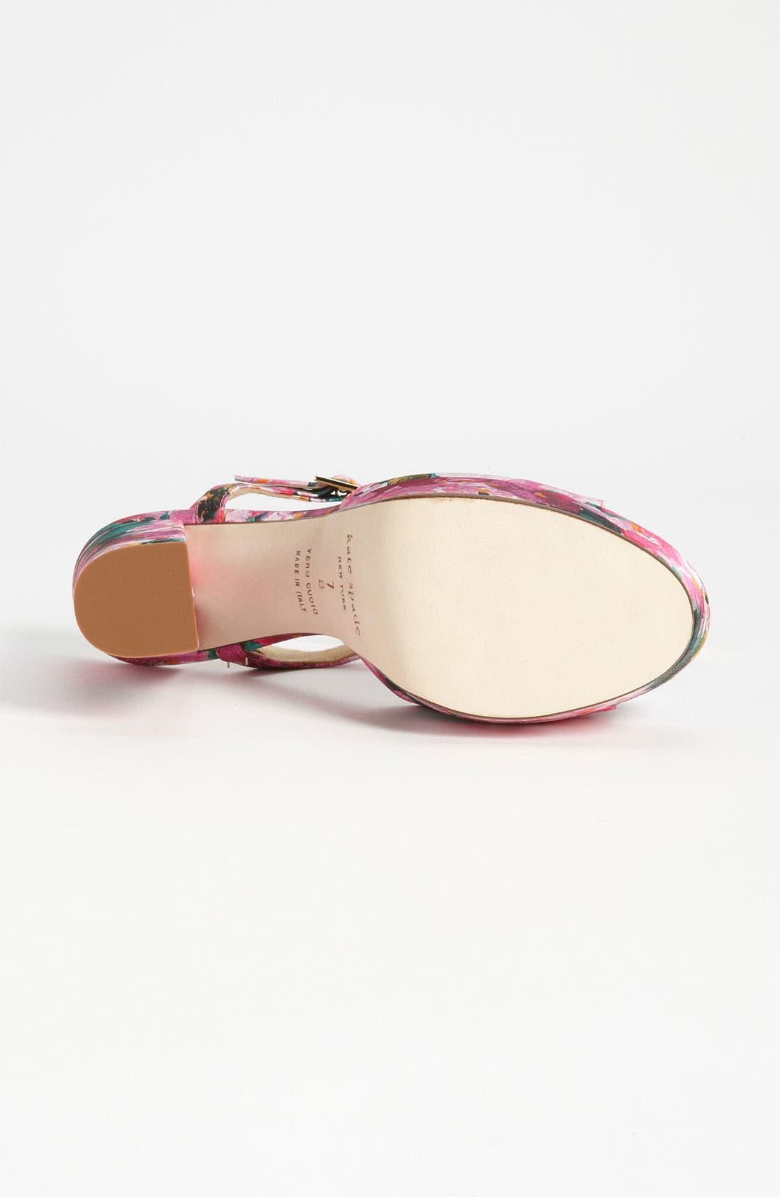 ,                             'ila' sandal,                             Alternate thumbnail 4, color,                             660