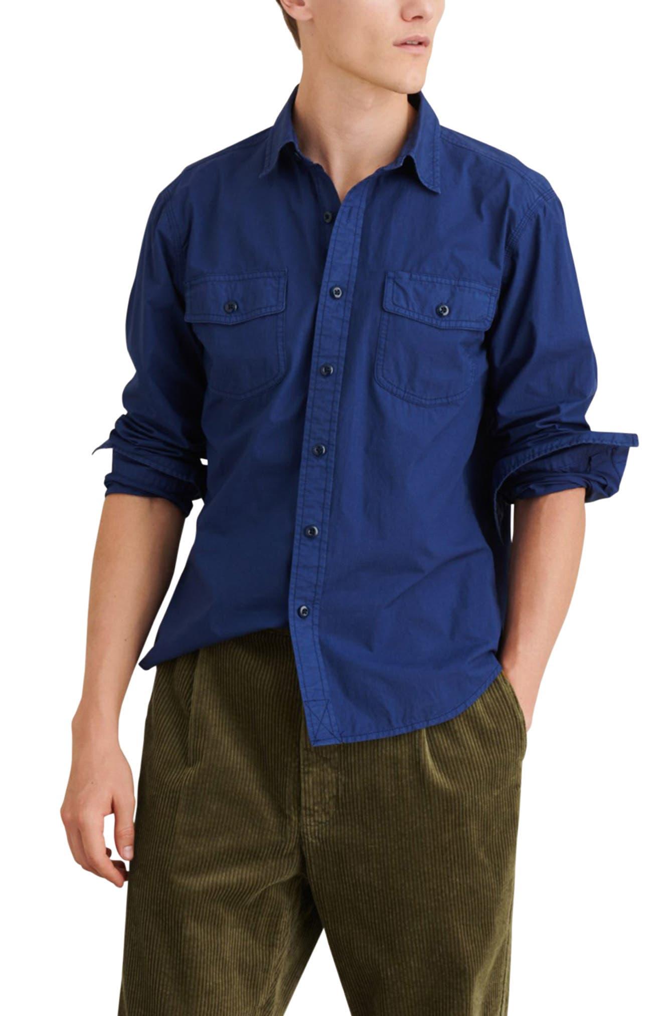 Button-Up Field Shirt