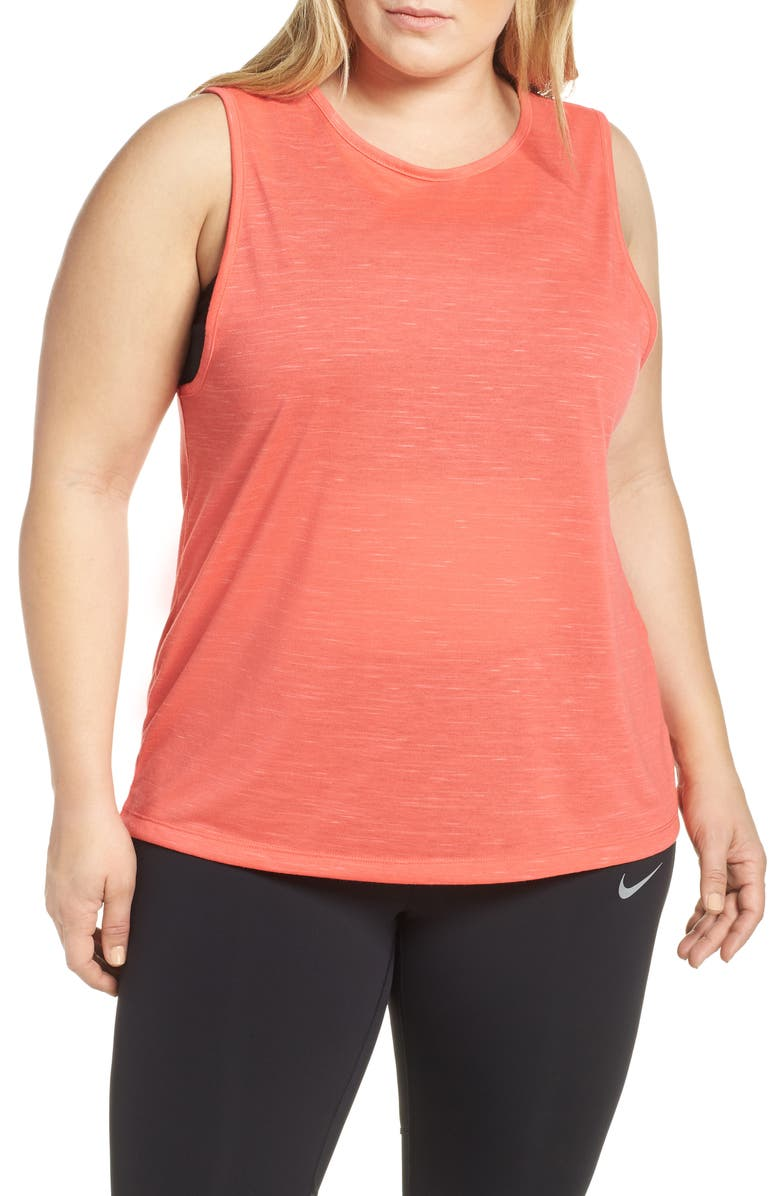 NIKE Dry Legend Tomboy Tank, Main, color, 005