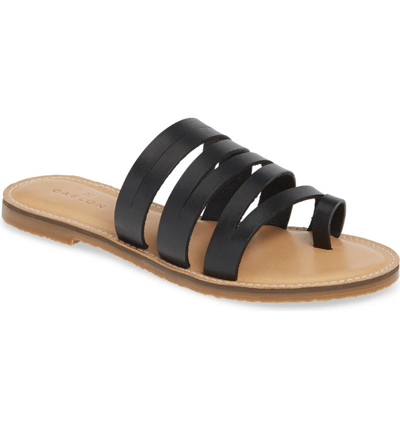 Caslon Owen Slide Sandal Women