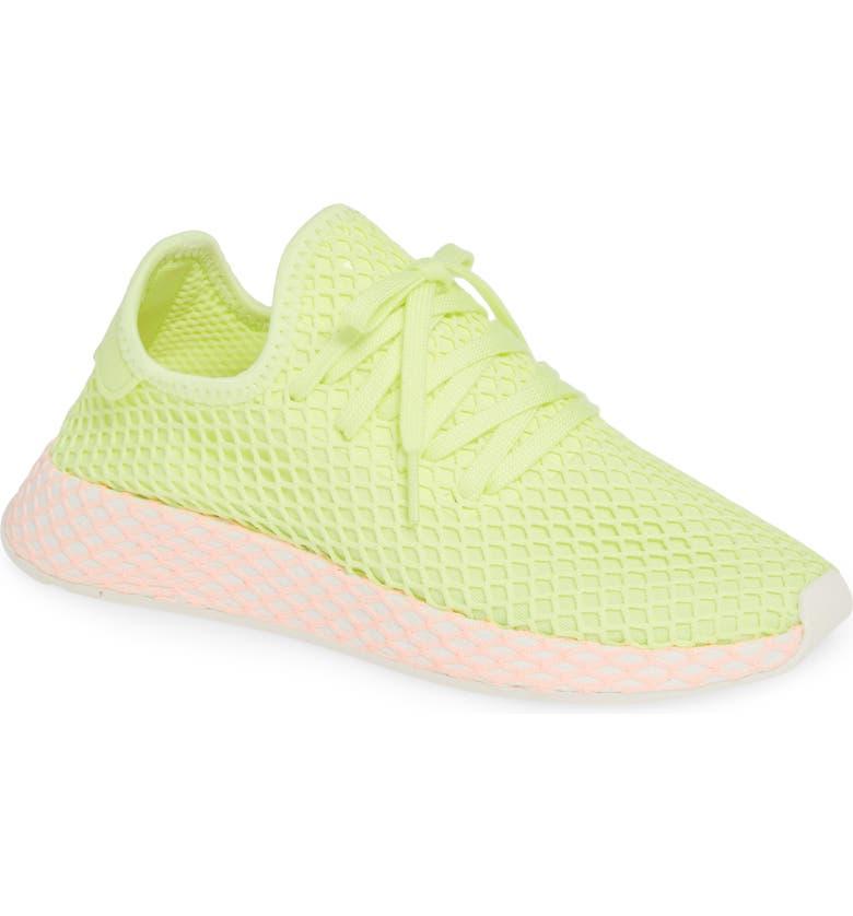 ADIDAS Deerupt Runner Sneaker, Main, color, 700