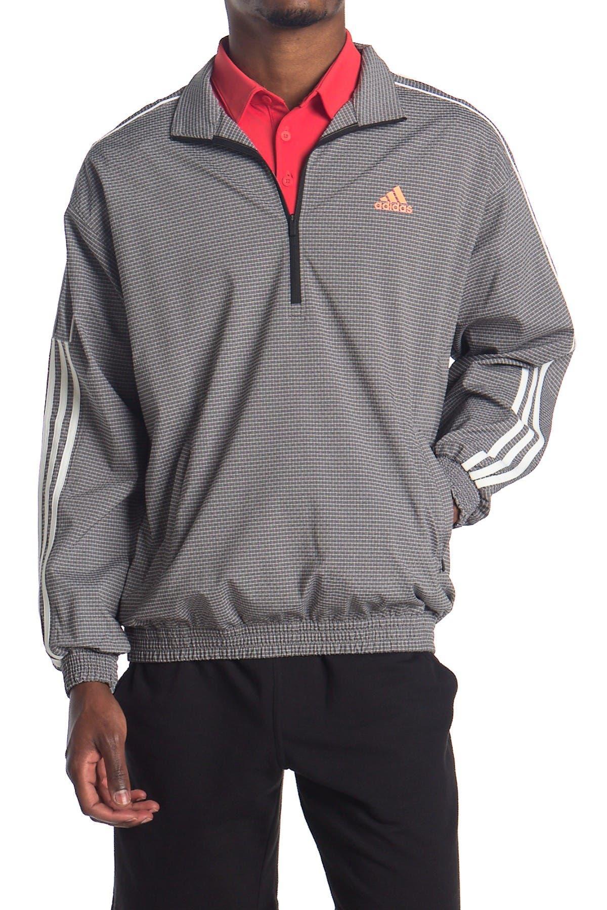 Adidas 3 Stripe Golf Jacket