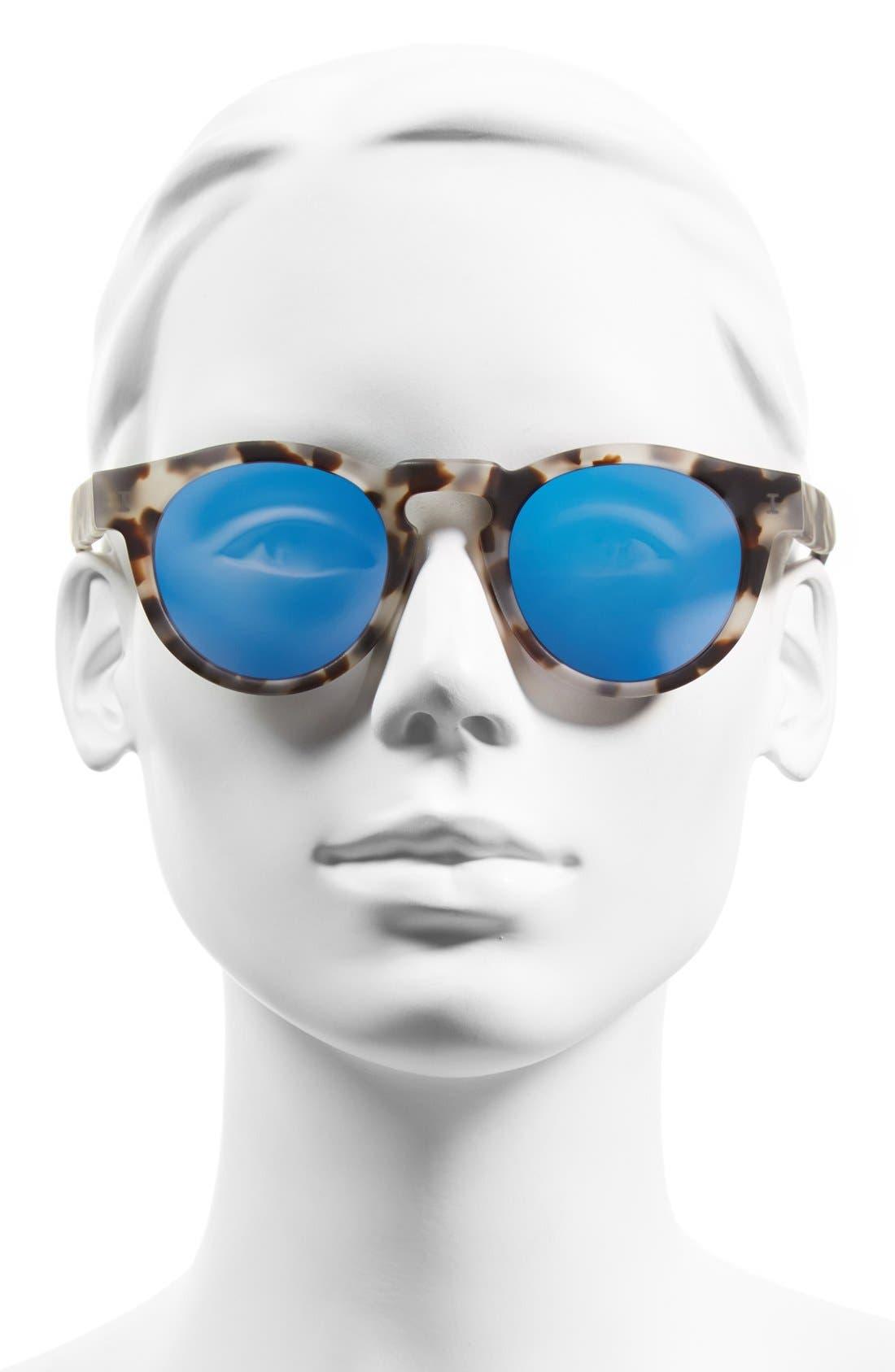 ,                             'Leonard' 47mm Sunglasses,                             Alternate thumbnail 56, color,                             111
