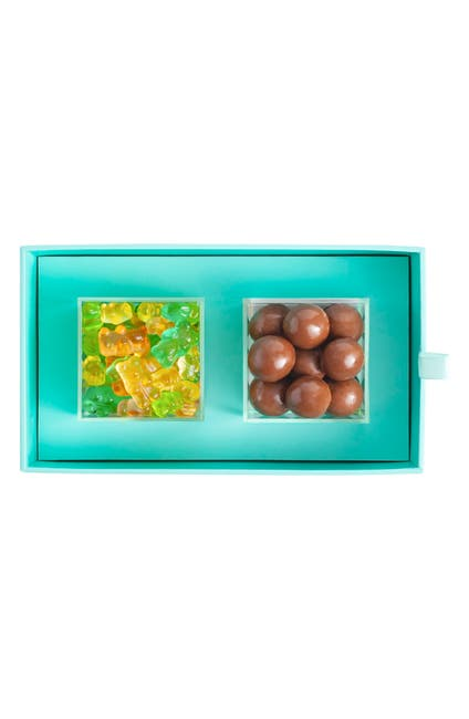 Image of SUGARFINA Congrats - 2-Piece Candy Bento Box
