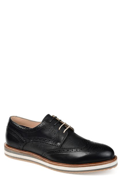 Image of THOMAS & VINE Conrad Wing Tip Lace Up