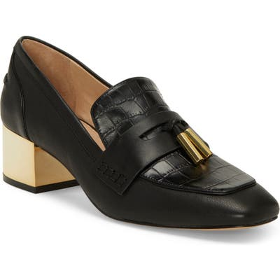 Louise Et Cie Lanton Loafer Pump- Black