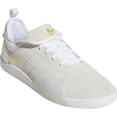 Adidas 3St.003 Skate Sneaker, White