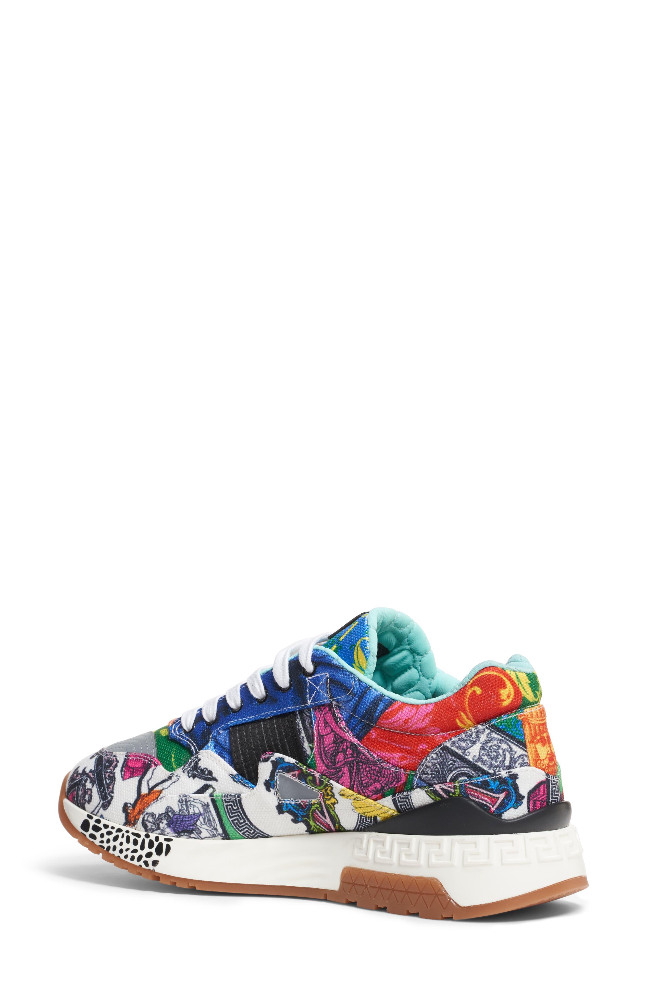,                             Multi Print Sneaker,                             Alternate thumbnail 2, color,                             400