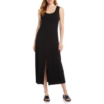 Karen Kane Midi Tank Dress, Black