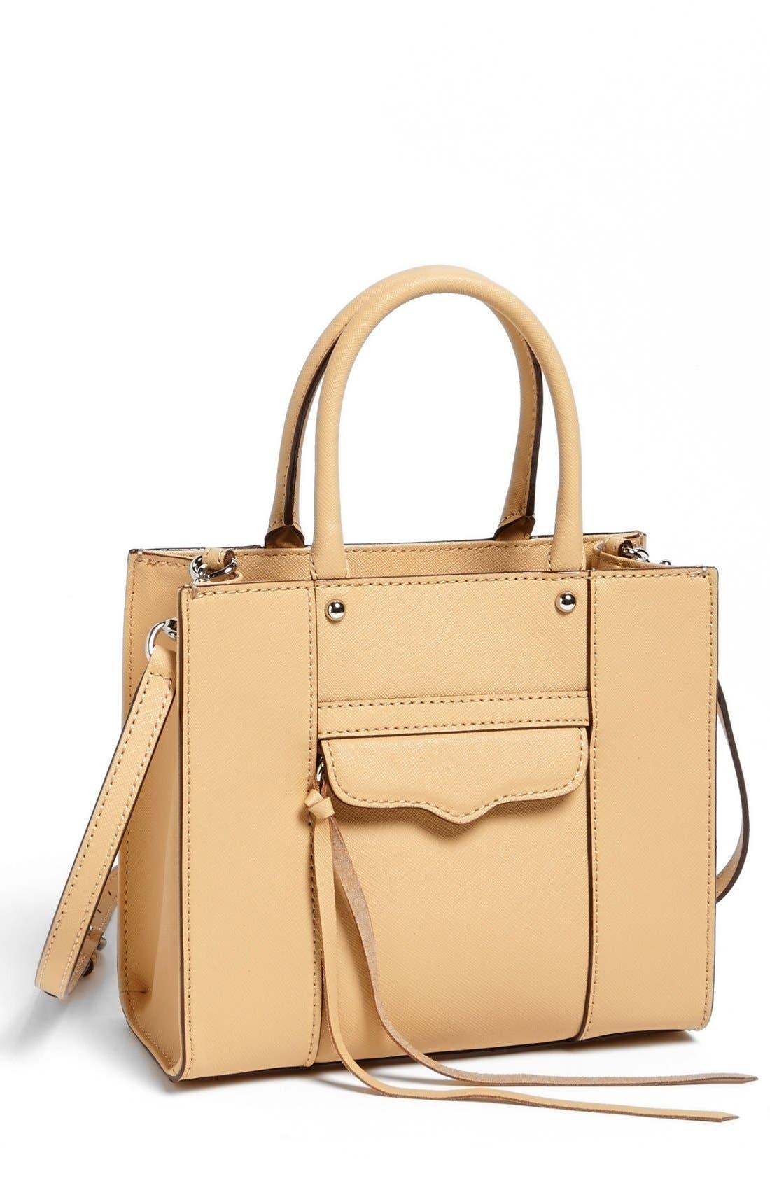 ,                             'Mini MAB Tote' Crossbody Bag,                             Main thumbnail 41, color,                             250