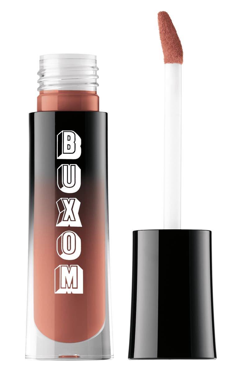 BUXOM Wildly Whipped Lightweight Liquid Lipstick, Main, color, 250