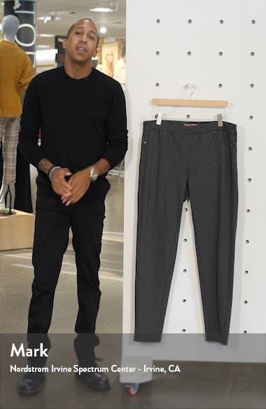 Oblungo Stretch Jersey Slim Pants, sales video thumbnail