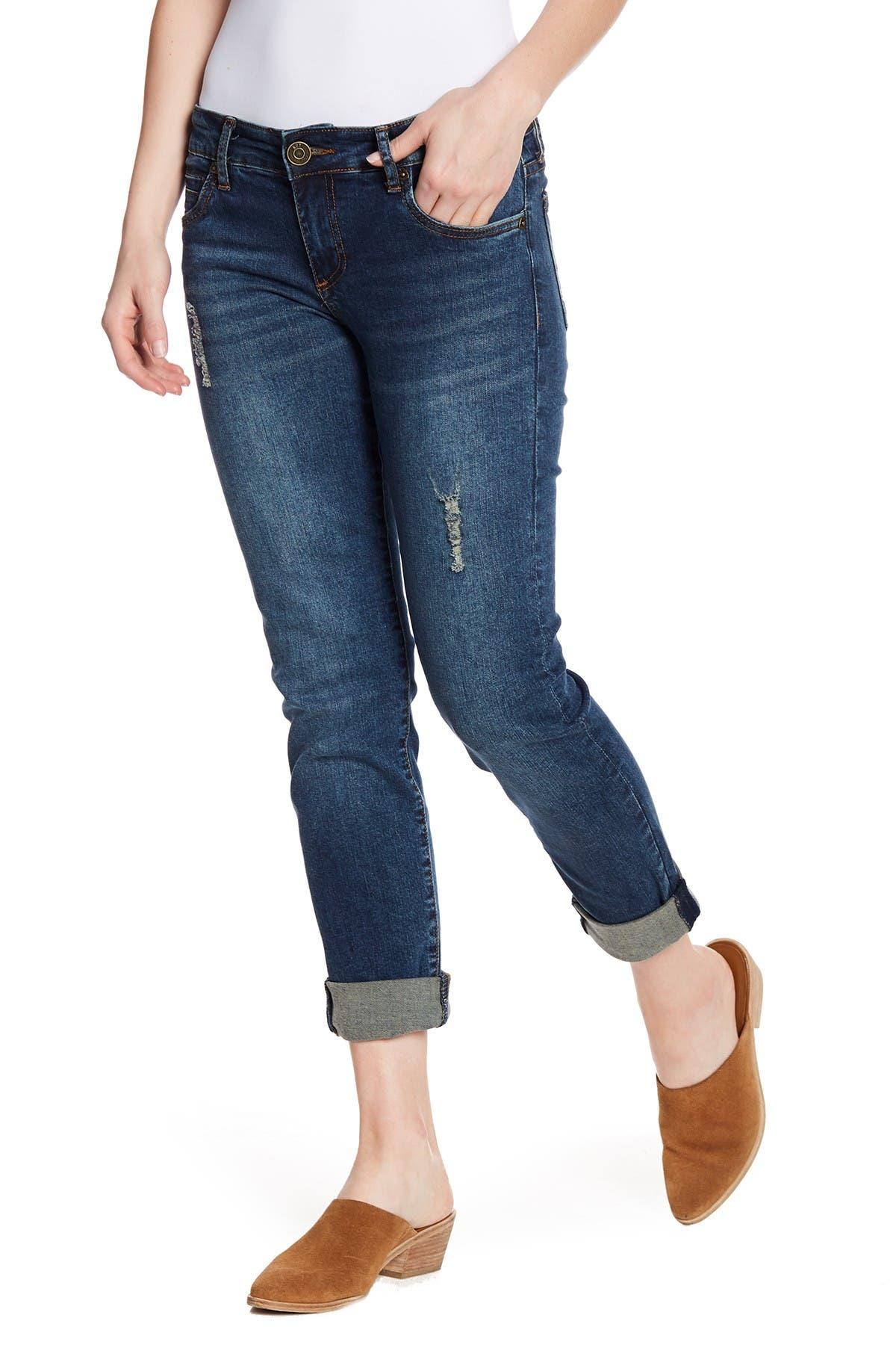 Image of KUT from the Kloth Katy Boyfriend Jeans