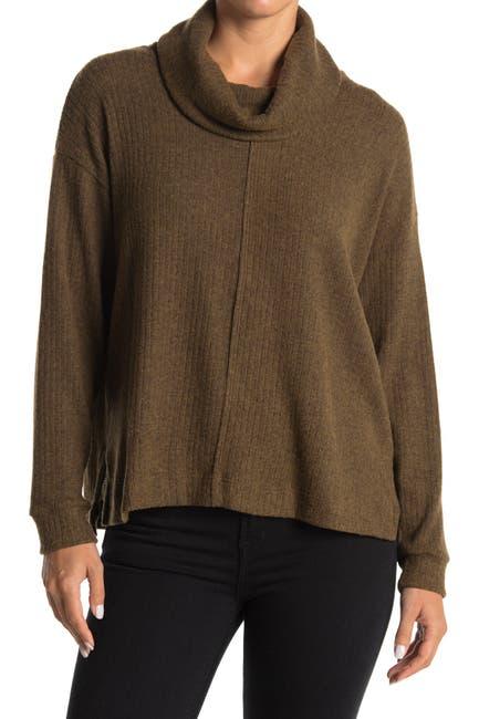 Image of Lush Turtleneck Dolman Sweater