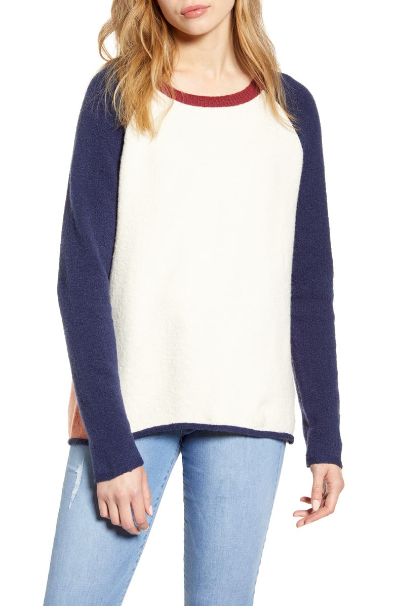 Colorblock Sweater by Caslon®