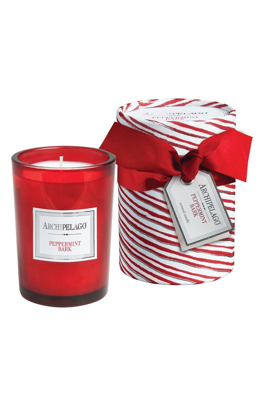 ,                             Peppermint Boxed Votive Candle,                             Main thumbnail 1, color,                             600