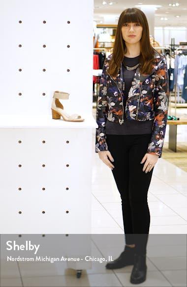Brielle Ankle Strap Sandal, sales video thumbnail