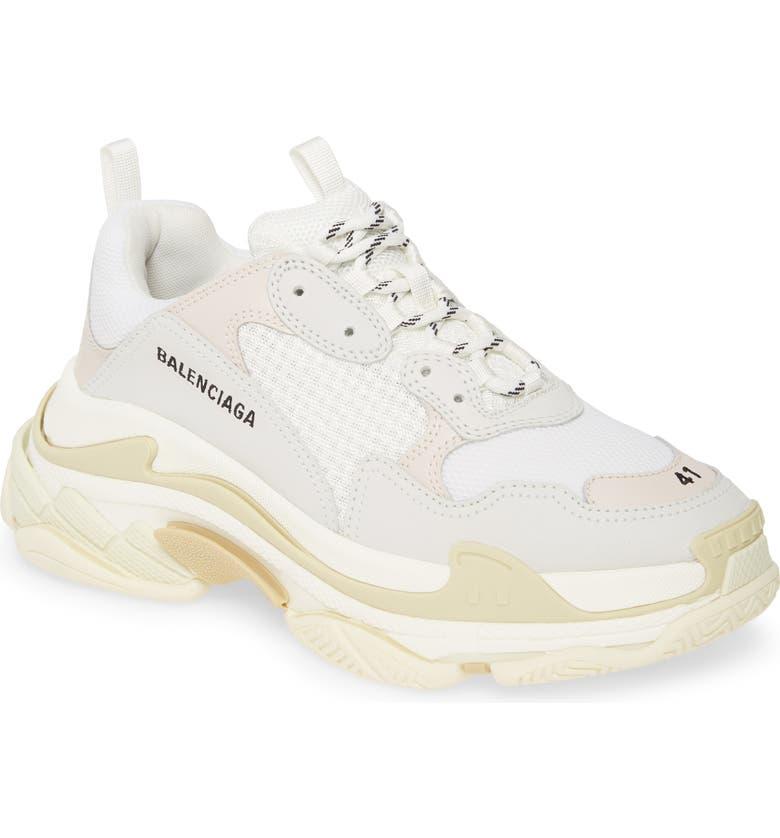 Balenciaga II Retro running shoes Men