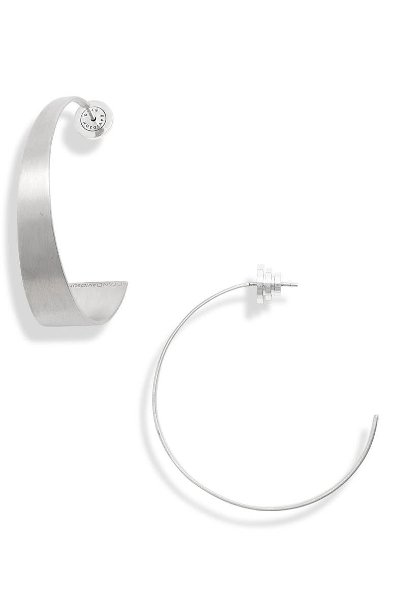 DEAN DAVIDSON Bossa Hoop Earrings, Main, color, 045