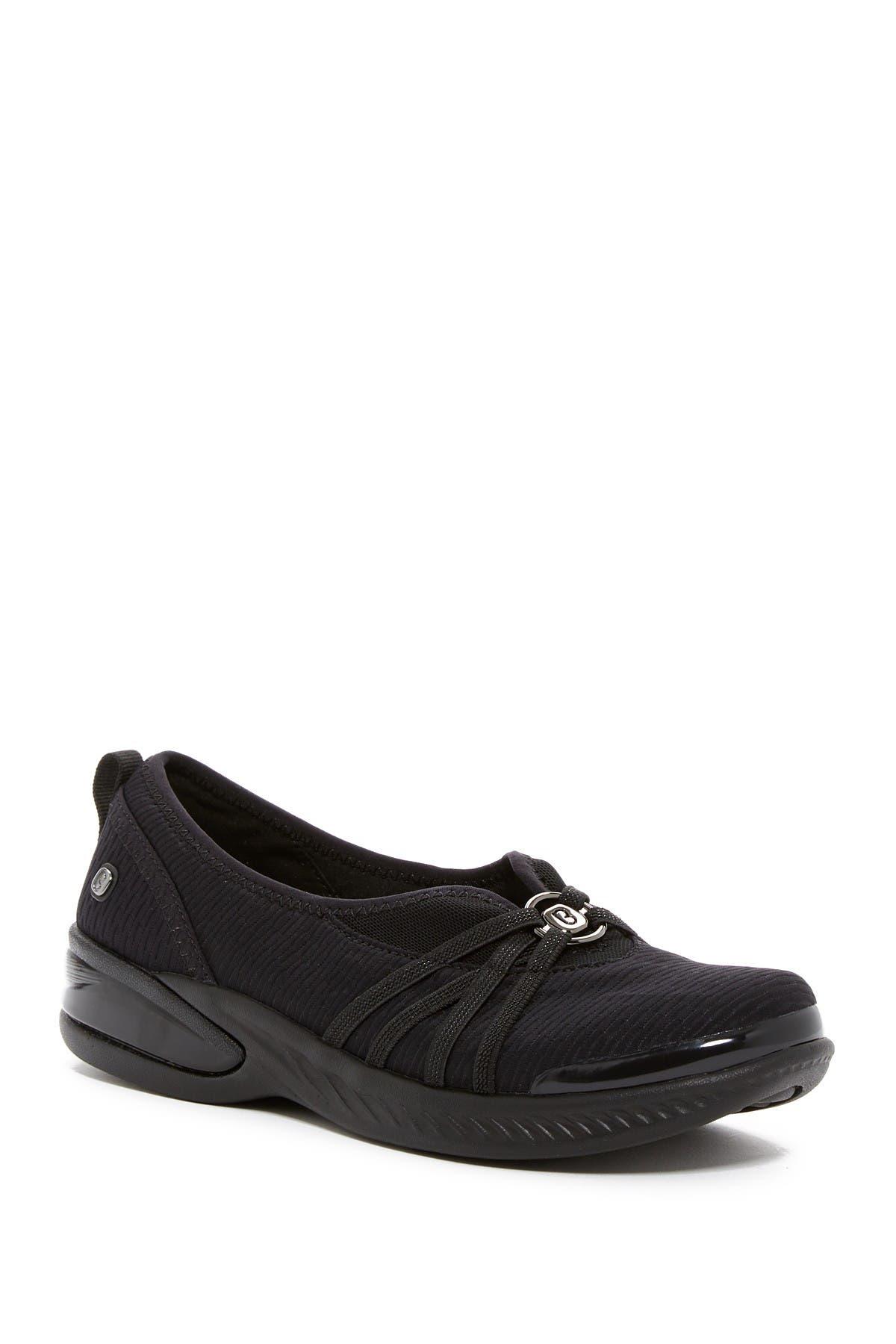 BZEES   Niche Slip-On Sneaker - Wide