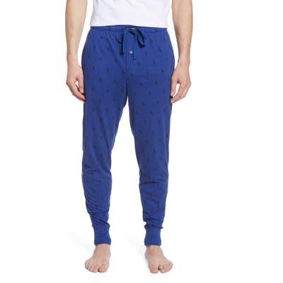 Polo Ralph Lauren Cotton Pajama Pants, Blue