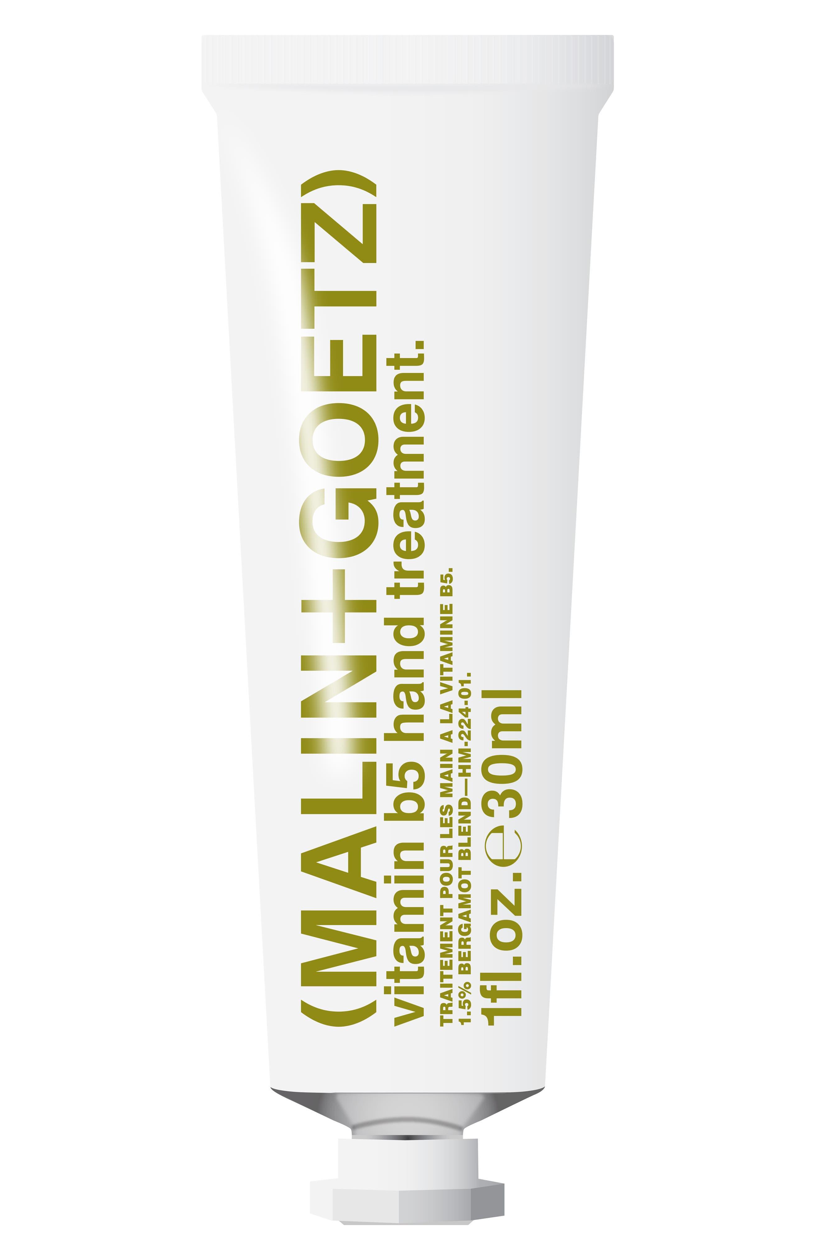 Malin+Goetz Bergamot Vitamin B5 Hand Treatment