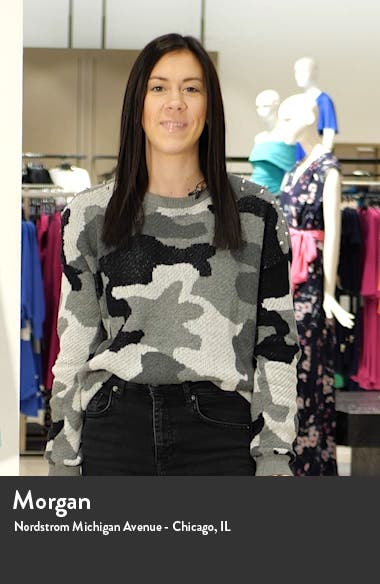 Clara High Waist Denim Shorts, sales video thumbnail