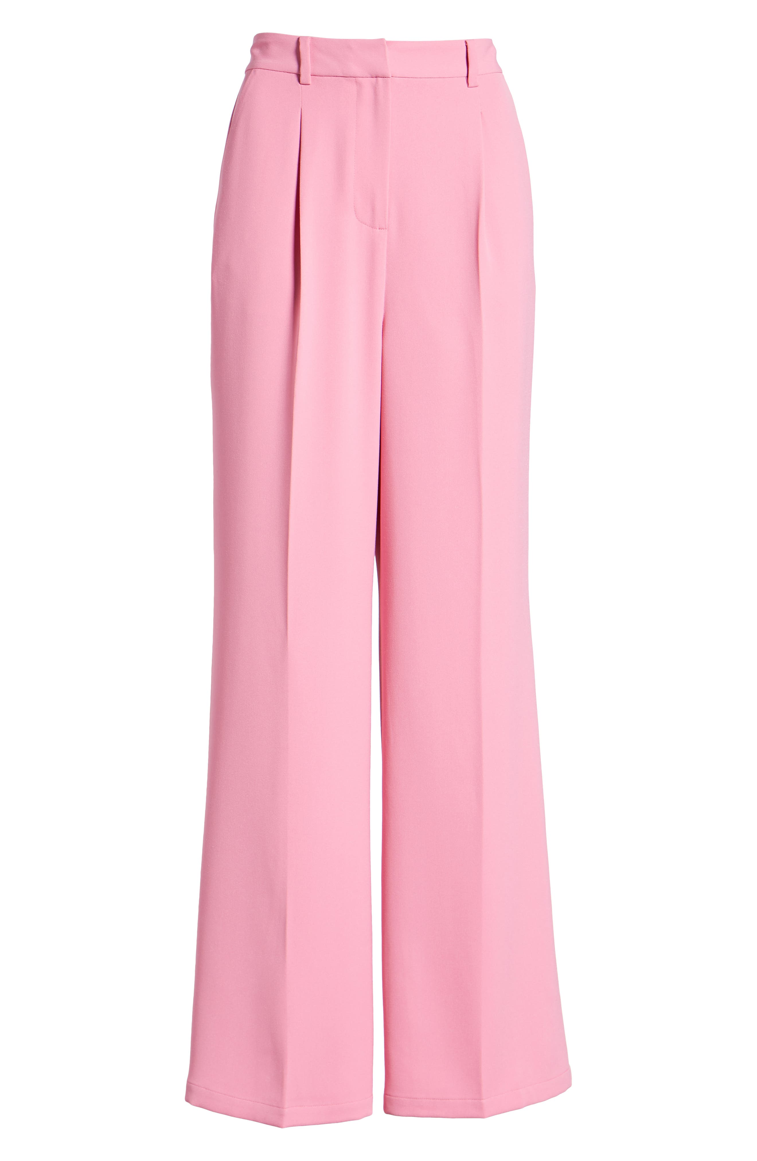 ,                             High Waist Flare Pants,                             Alternate thumbnail 37, color,                             660