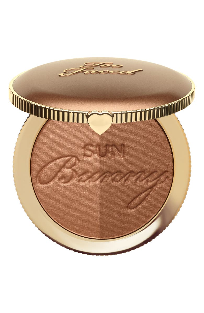 TOO FACED Sun Bunny Natural Bronzer, Main, color, SUN BUNNY