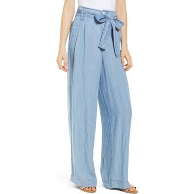 Rails Jess Paperbag Waist Pants, Blue