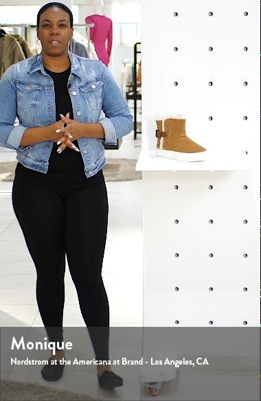 Aika Water Resistant Platform Sneaker Boot, sales video thumbnail