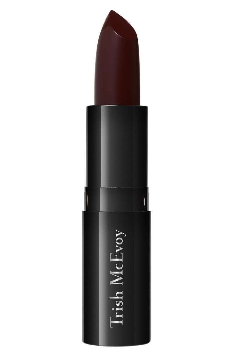 TRISH MCEVOY Veil Lip Color, Main, color, DARING PLUM