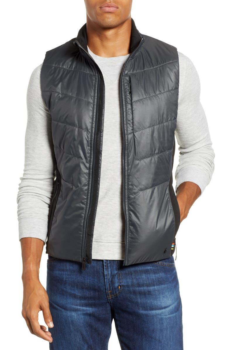SMARTWOOL SmartLoft 60 Vest, Main, color, 021