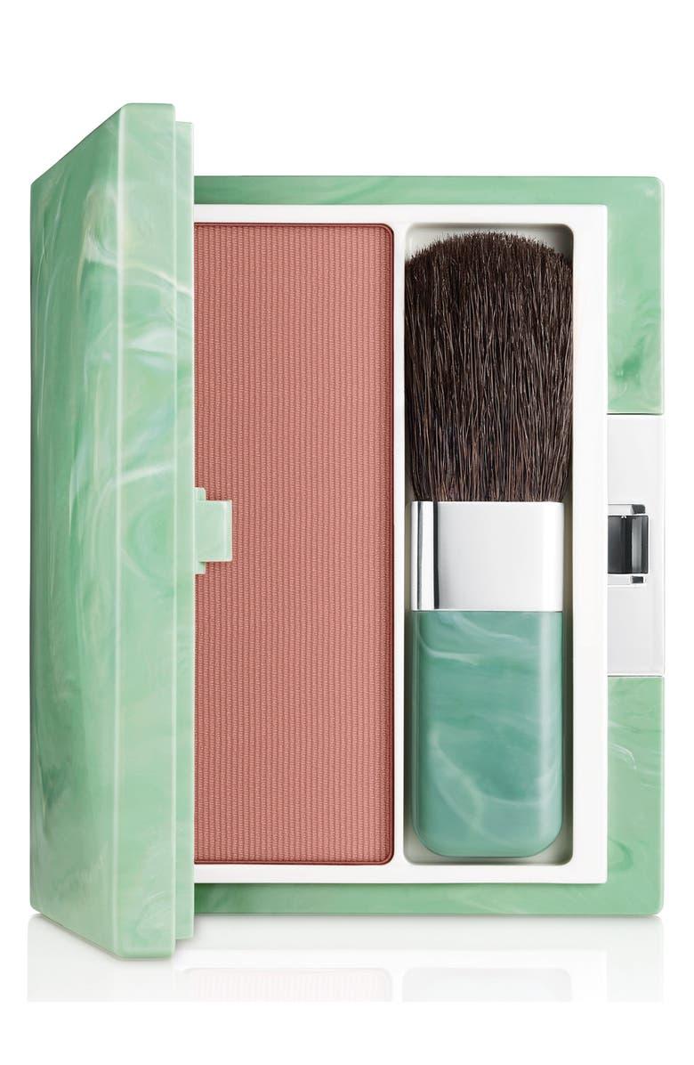 CLINIQUE Soft-Pressed Powder Blusher, Main, color, MOCHA PINK