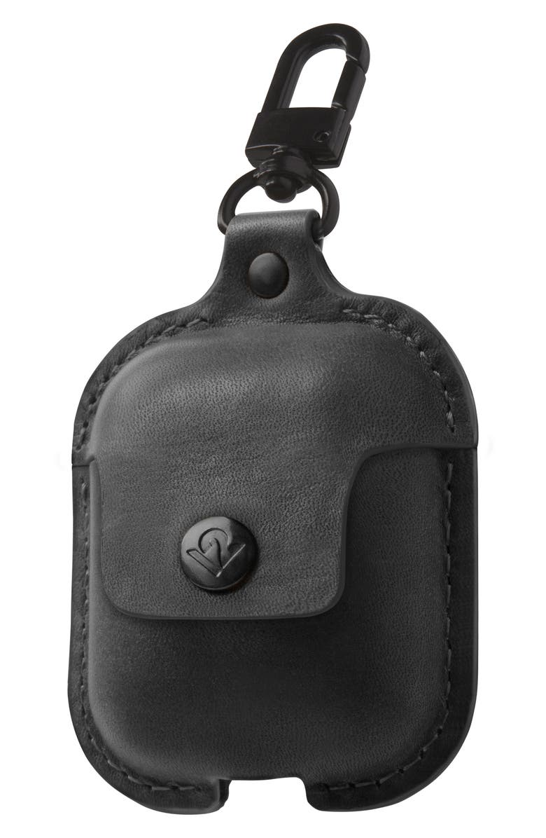 TWELVE SOUTH Airsnap AirPod Case, Main, color, BLACK
