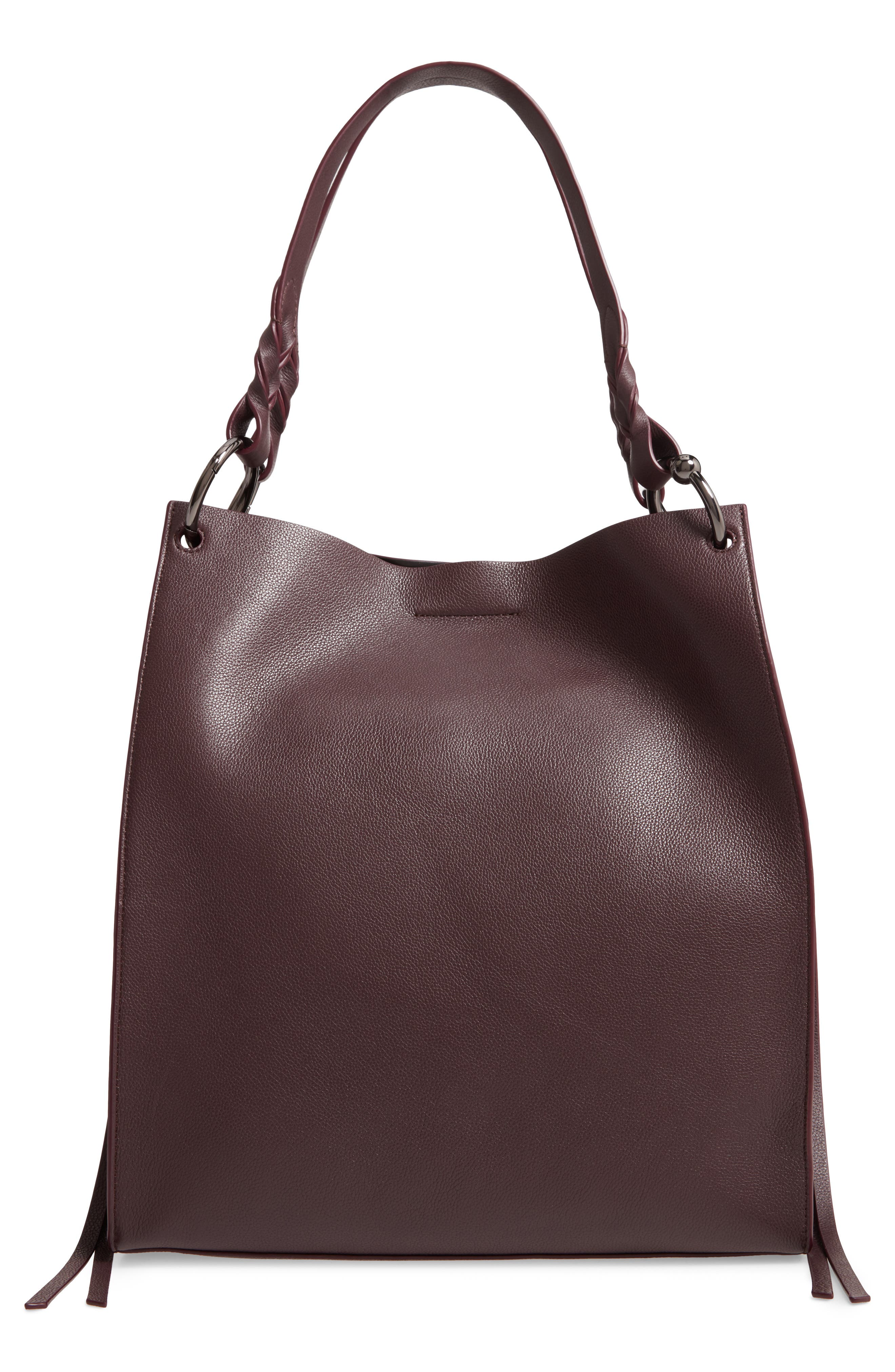 Image of Rebecca Minkoff Kate Soft North South Leather Tote