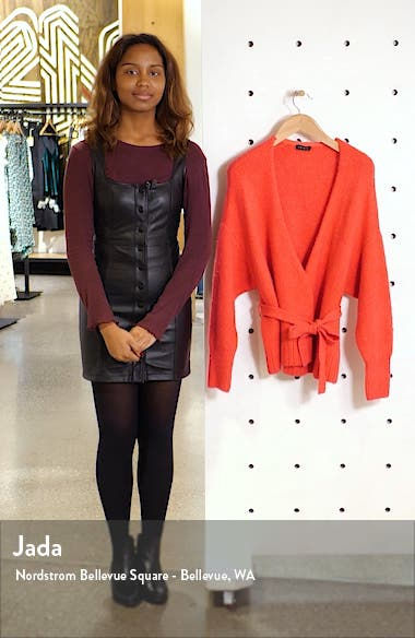 Belted Cardigan, sales video thumbnail