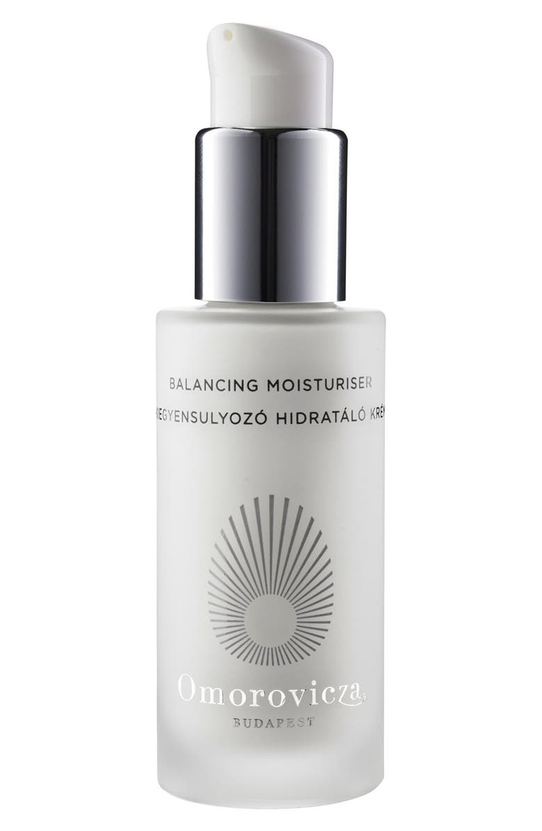 OMOROVICZA Balancing Moisturizer, Main, color, NO COLOR