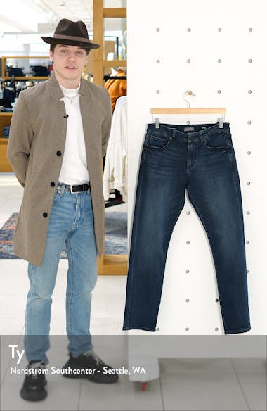 Russell Slim Straight Jeans, sales video thumbnail