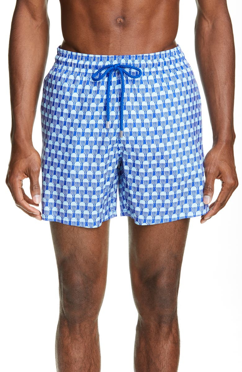 1dc5d3aafd Istanbul Swim Trunks, Main, color, BLEU DE MER